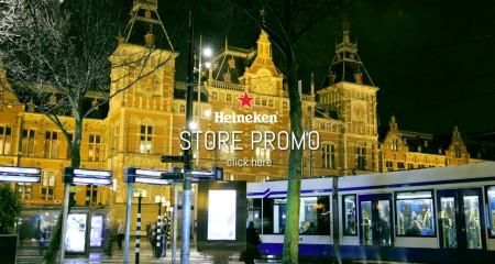 Heineken Store Promo