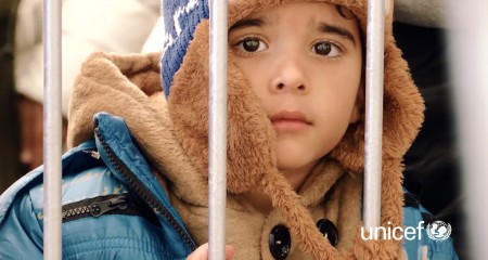 Unicef tv commercial 2016