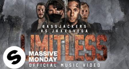 Bassjackers x Jaxx & Vega - Limitless (Official Music Video)